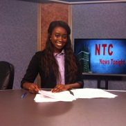 Northern Television News Anchor